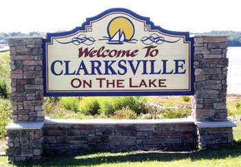 Clarksville-Welcome-Sign